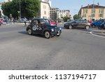 brescia  italy   may 19 2018 ... | Shutterstock . vector #1137194717