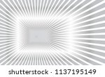 trendy background with rays | Shutterstock .eps vector #1137195149