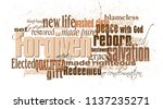 graphic montage illustration of ... | Shutterstock .eps vector #1137235271