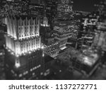 looking down into the core of...   Shutterstock . vector #1137272771