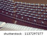 piano  musical instrument | Shutterstock . vector #1137297377