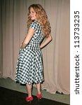 rachelle lefevre at the 6th... | Shutterstock . vector #113733235