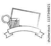 school emblem design | Shutterstock .eps vector #1137348821