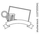 school emblem design | Shutterstock .eps vector #1137355541