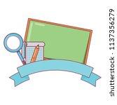 school emblem design | Shutterstock .eps vector #1137356279