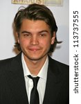 emile hirsch at the 12th annual ...   Shutterstock . vector #113737555