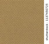 brown synthetic textile texture ... | Shutterstock . vector #1137450725