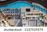 mykonos island  cyclades  ... | Shutterstock . vector #1137529574