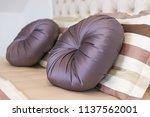 living room interior details | Shutterstock . vector #1137562001