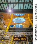barajas  madrid  spain  07 19... | Shutterstock . vector #1137580451
