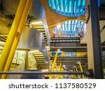 barajas  madrid  spain  07 19... | Shutterstock . vector #1137580529