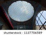 figueres  spain  june 28  ... | Shutterstock . vector #1137706589