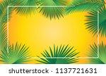 rosh hashanah and sukkot... | Shutterstock .eps vector #1137721631