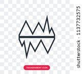 stream graphic vector icon... | Shutterstock .eps vector #1137732575