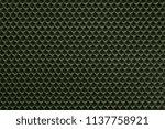 uniform corrugated texture of... | Shutterstock . vector #1137758921