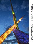 goiania goias brazil | Shutterstock . vector #1137765089