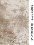 grunge paint background. vector ... | Shutterstock .eps vector #113786881