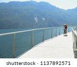 limone sul garda   brescia july ... | Shutterstock . vector #1137892571