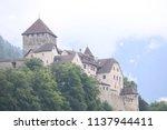 vaduz  liechtenstein  europe  ... | Shutterstock . vector #1137944411