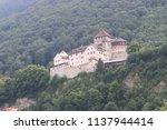 vaduz  liechtenstein  europe  ... | Shutterstock . vector #1137944414