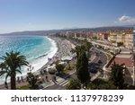 nice  france   april 22 2017 ... | Shutterstock . vector #1137978239