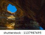 a view inside the stunning... | Shutterstock . vector #1137987695
