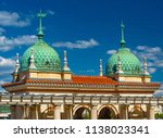 budapest  hungary   1 july ... | Shutterstock . vector #1138023341