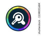 search keywords   app icon | Shutterstock .eps vector #1138031684