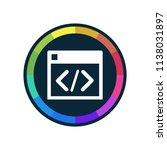 inspect   app icon | Shutterstock .eps vector #1138031897