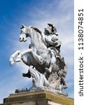 Statue Of Louis Xiv   King Of...
