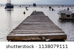 close up view of wooden br4own... | Shutterstock . vector #1138079111