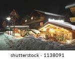 kirchberg  germany. | Shutterstock . vector #1138091