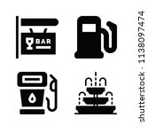 filled other icon set such as... | Shutterstock .eps vector #1138097474