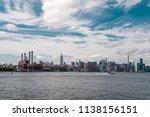 manhattan  new york   july 8 ...   Shutterstock . vector #1138156151
