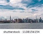 manhattan  new york   july 8 ...   Shutterstock . vector #1138156154