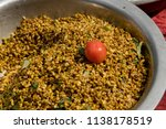 north karnataka food  | Shutterstock . vector #1138178519