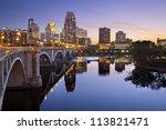 Minneapolis. Image Of...