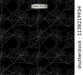 seamless vector illustration of ... | Shutterstock .eps vector #1138219934