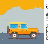 Flat Vector Illustration With...