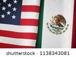 united states of america flag... | Shutterstock . vector #1138343081