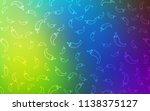 light multicolor vector cover...   Shutterstock .eps vector #1138375127