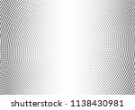abstract halftone wave dotted... | Shutterstock .eps vector #1138430981
