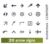 Arrow  Direction Signs  Web...