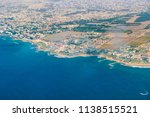 aerial holiday travel photo... | Shutterstock . vector #1138515521