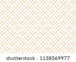 diamond geometric  tile minimal ... | Shutterstock .eps vector #1138569977