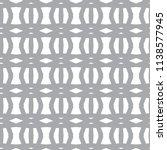 seamless vector pattern in... | Shutterstock .eps vector #1138577945