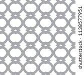 seamless vector pattern in... | Shutterstock .eps vector #1138577951