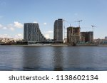 belgrade waterfront in savamala ... | Shutterstock . vector #1138602134