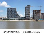 belgrade waterfront in savamala ... | Shutterstock . vector #1138602137
