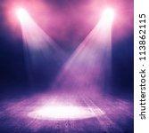 spotlight  background | Shutterstock . vector #113862115